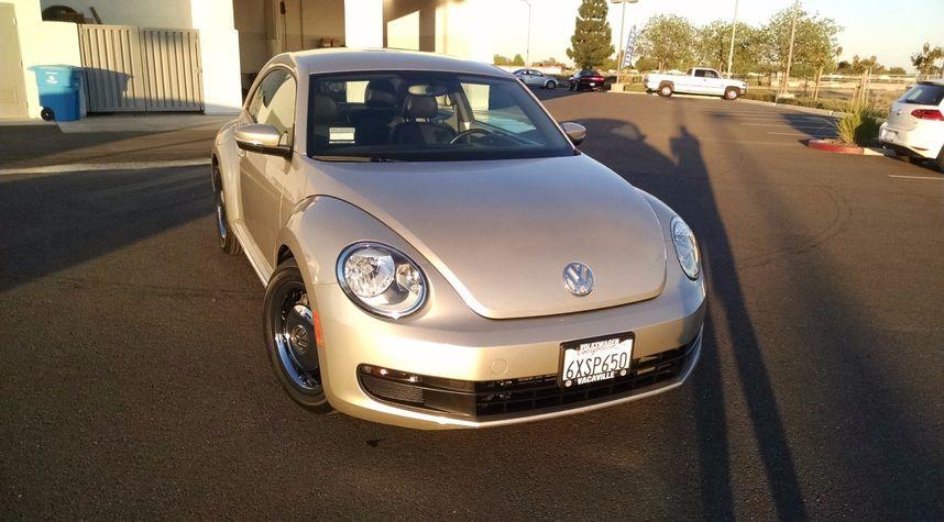 Main photo of Ike Bell's 2013 Volkswagen Beetle