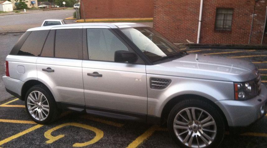 Main photo of BatteryTender Unnecessary's 2009 Land Rover Range Rover Sport