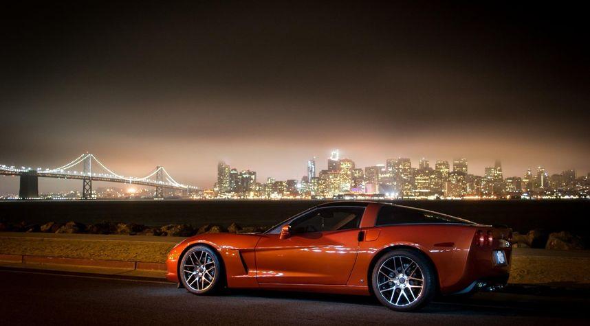 Main photo of Enrick CA's 2006 Chevrolet Corvette