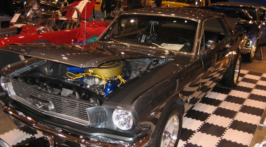 Main photo of Samuel Smith's 1966 Ford Mustang