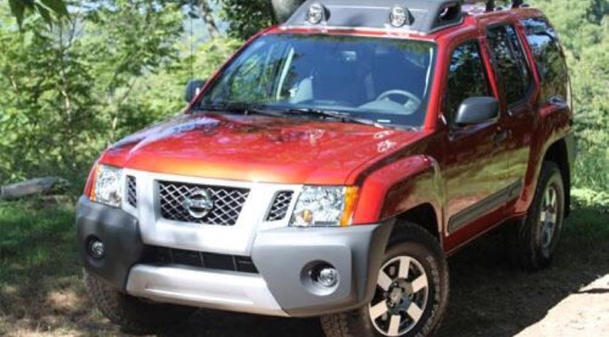 Main photo of Eddie Sandoval's 2011 Nissan Xterra