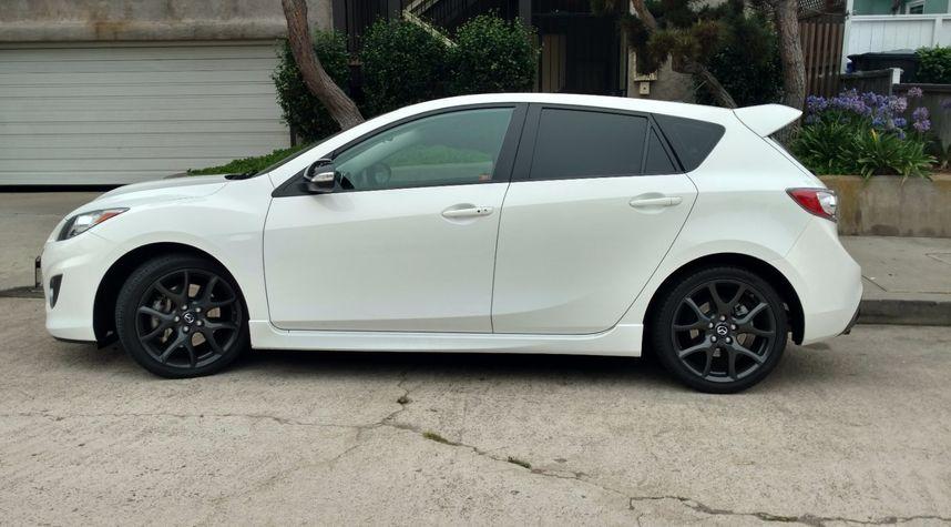 Main photo of Toni Craig-Cox's 2013 Mazda MAZDASPEED3