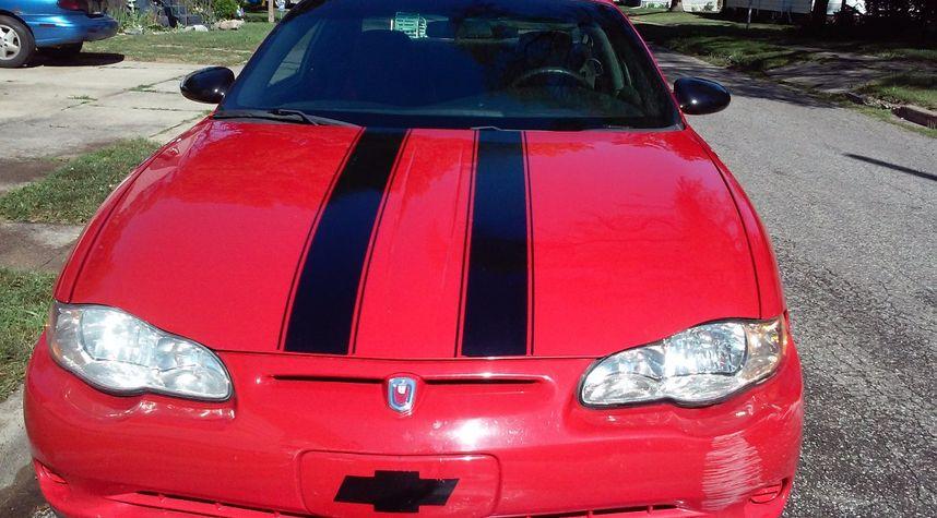 Main photo of Israel Yagoda's 2005 Chevrolet Monte Carlo