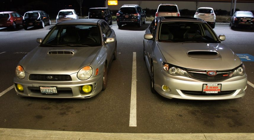 Main photo of Justin Guitang's 2010 Subaru WRX