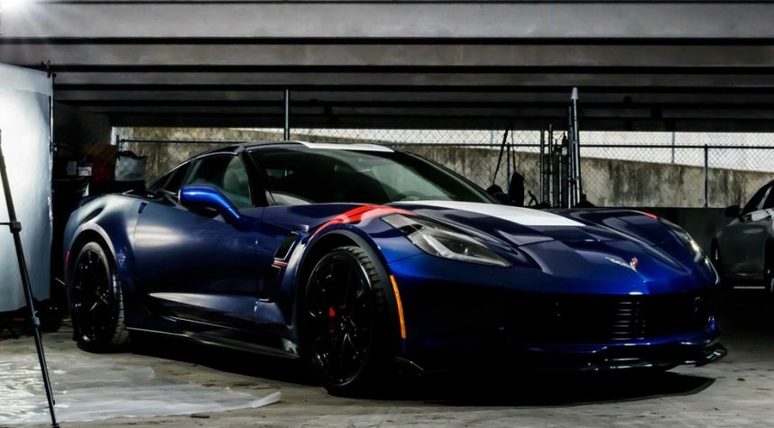 Main photo of Jeffrey Bradley's 2017 Chevrolet Corvette