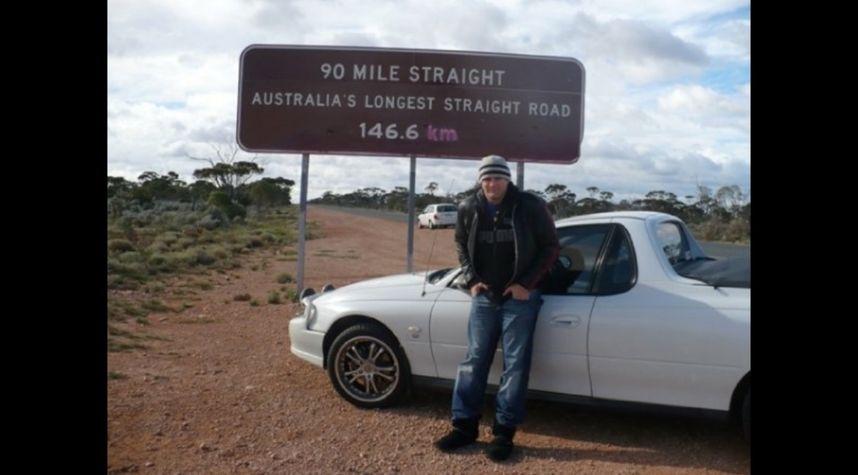 Main photo of Steve Goostrey's 2002 Holden Ute