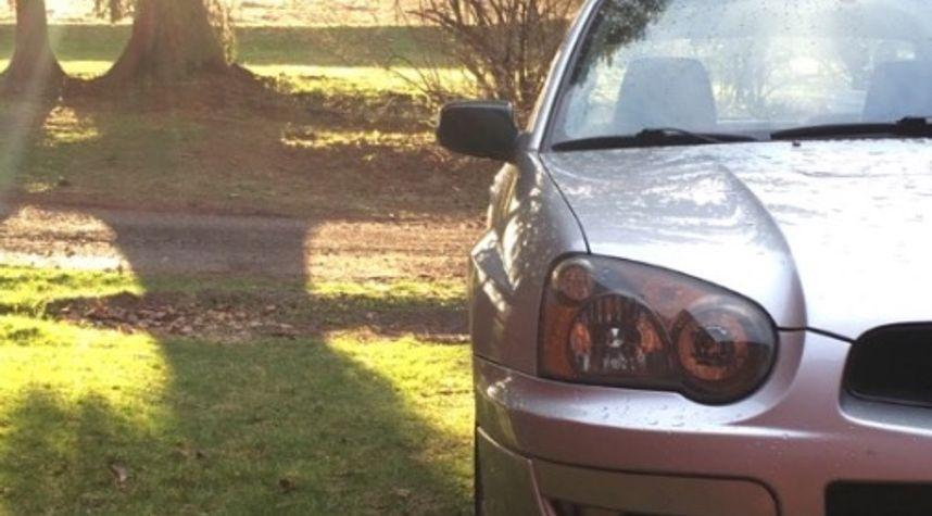 Main photo of Dan Capp's 2005 Subaru Impreza
