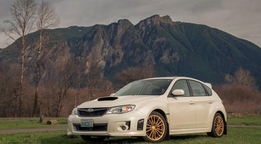 Main photo of Justin Wright's 2013 Subaru WRX