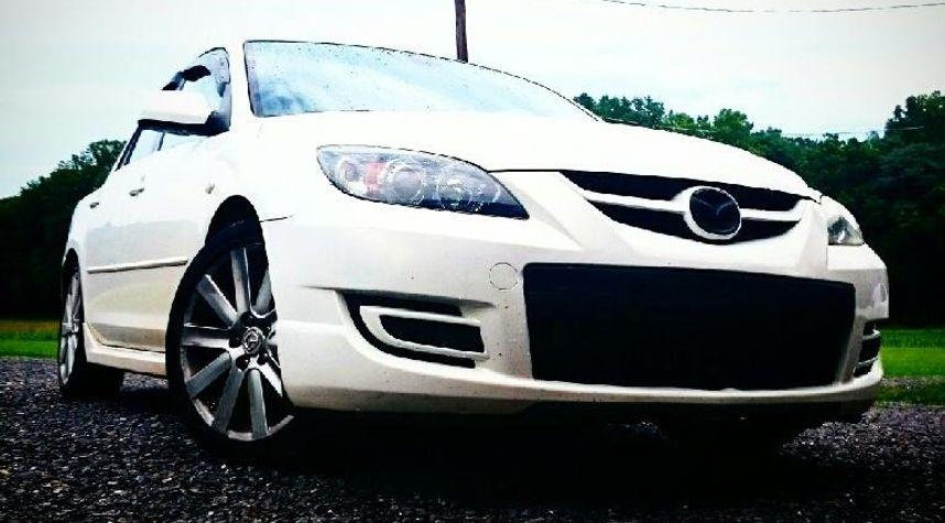 Main photo of Jim Cook's 2009 Mazda MAZDASPEED MAZDA3