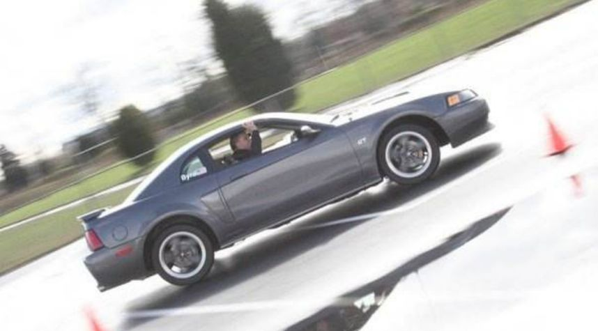 Main photo of William Byrd's 2003 Ford Mustang