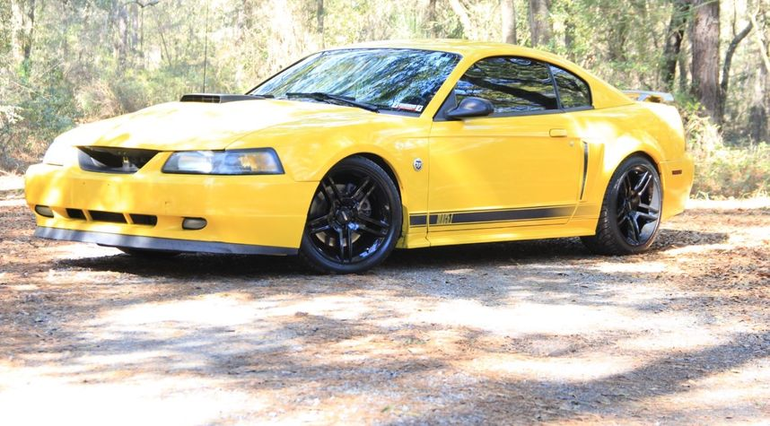 Main photo of Michael Volino's 2004 Ford Mustang