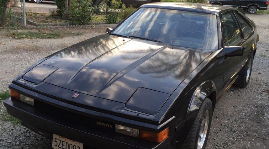 Main photo of Jesus Cardona's 1985 Toyota Celica