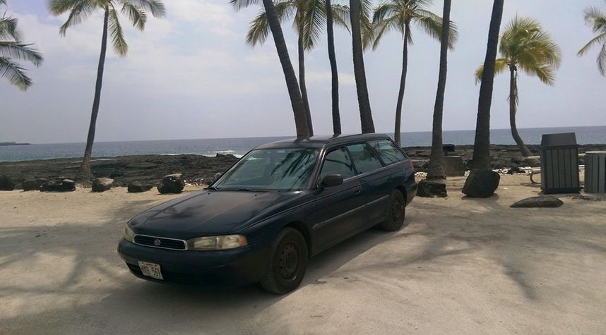 Main photo of James Ellis's 1995 Subaru Legacy