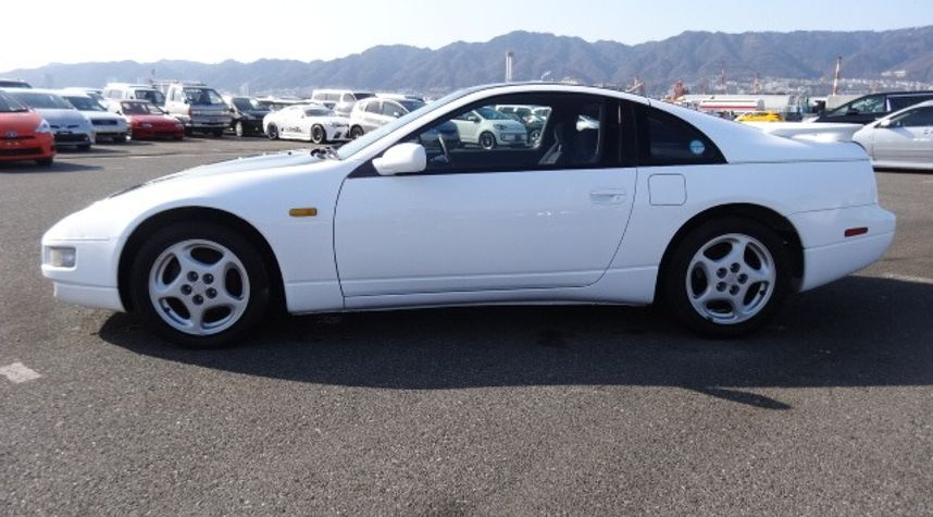 Main photo of Steven Li's 1996 Nissan 300ZX