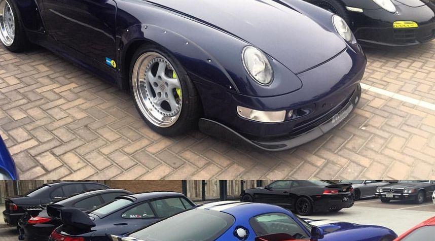 Main photo of Jay Jayasiri's 1996 Porsche 911