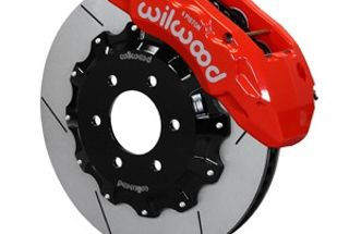homepage tile photo for  Wilwood Disc Brakes Releases Upgrade Kits for 2004-2008 Ford F-150 Trucks