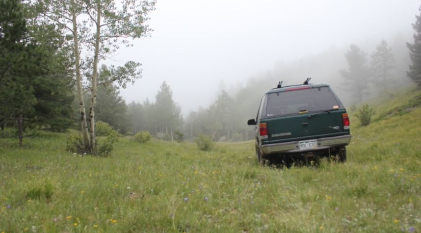 Main photo of Hayden Russell's 1997 Ford Explorer