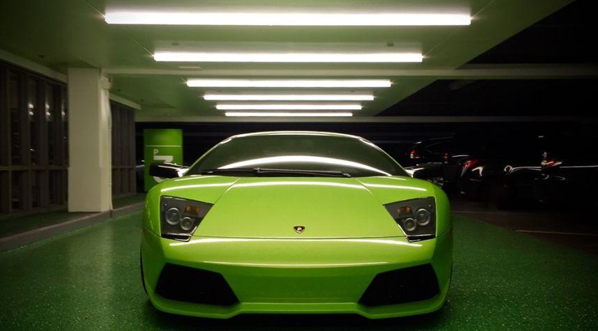 Main photo of Ed Bolian's 2008 Lamborghini Murcielago