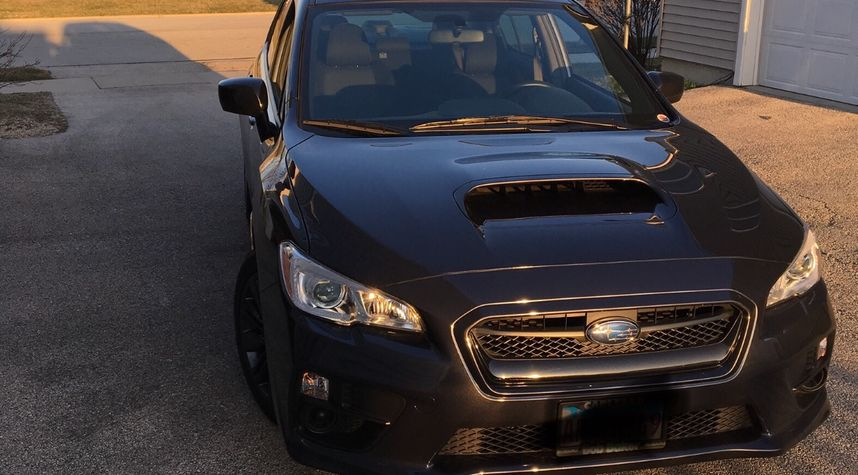 Main photo of Ryan Zanol's 2017 Subaru WRX