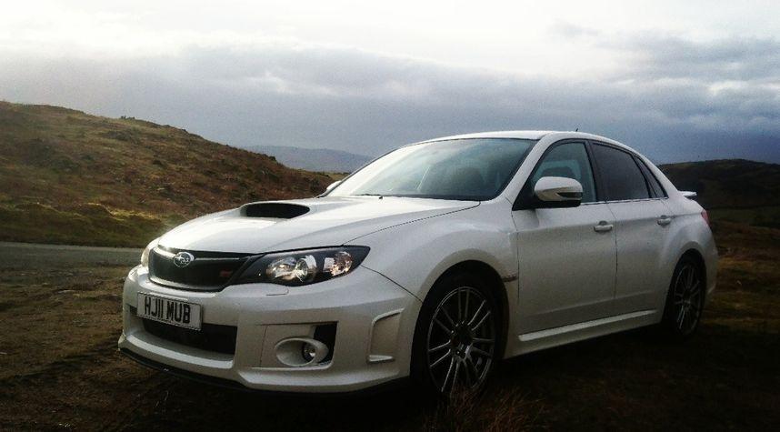 Main photo of Joe Quirk's 2011 Subaru Impreza