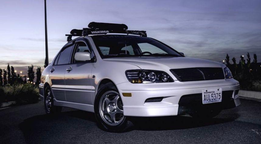 Main photo of Cason Nichols's 2002 Mitsubishi Lancer