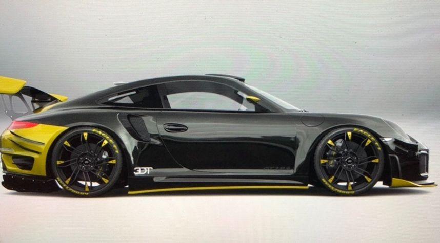Main photo of Owen Marsh's 2014 Porsche 911