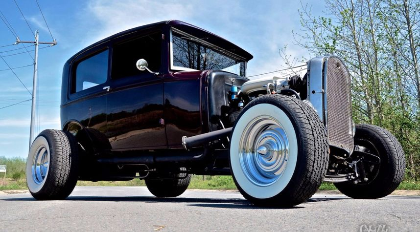 Main photo of StillKruzn's 1931 Ford Model A