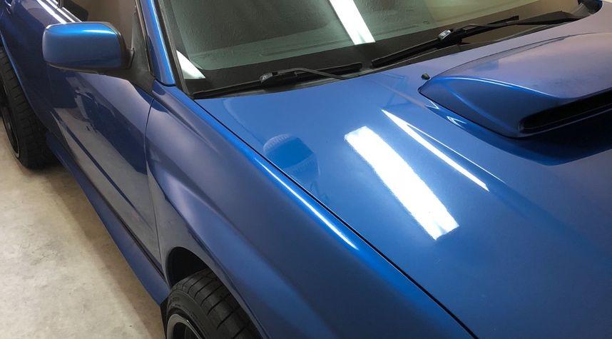 Main photo of Wyatt Kitchin's 2005 Subaru Impreza WRX