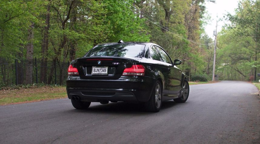 Main photo of Kevin Bandy's 2009 BMW 1 Series