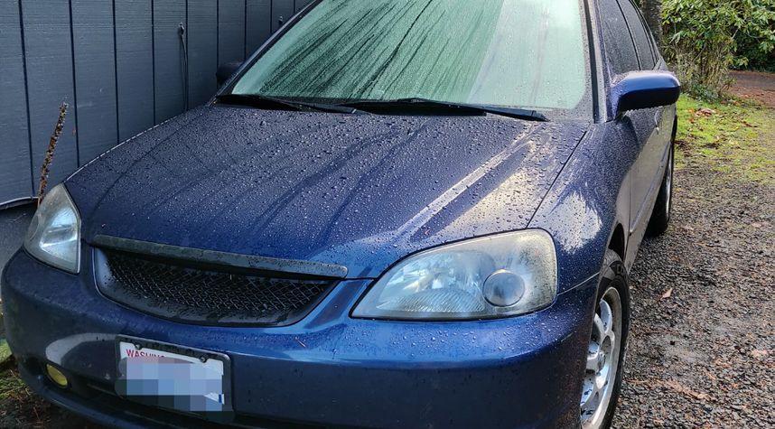 Main photo of Seth Stageberg's 2002 Honda Civic