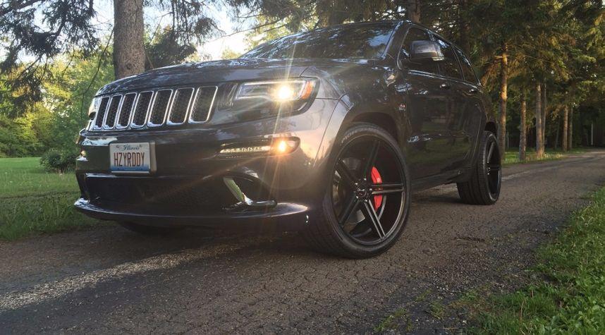 Main photo of Jim Bunzol's 2014 Jeep Grand Cherokee SRT