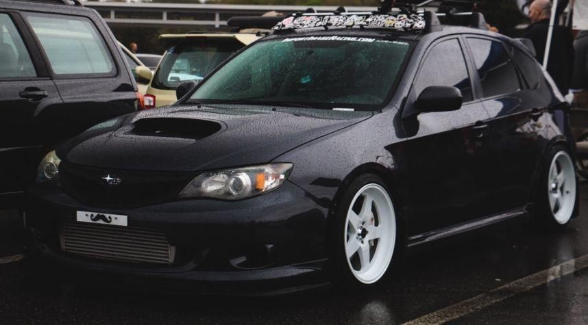 Main photo of Dennis Hampton's 2009 Subaru WRX