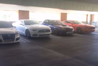 homepage tile photo for Posted up at school. Always parking next to other enthusiasts...