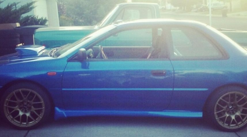 Main photo of Michael Mcmillan's 1996 Subaru Impreza