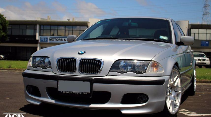 Main photo of Ben Hunter's 2001 BMW 3 Series