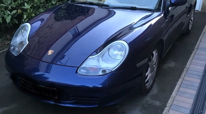 Main photo of ANDREW  Fuell 's 2003 Porsche Boxster