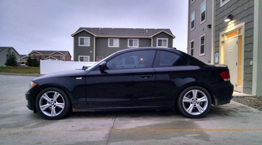 Main photo of Justin Jones's 2011 BMW 1 Series