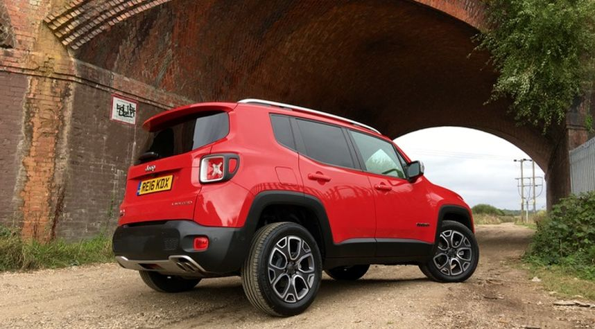 Main photo of Inside Lane's 2015 Jeep Renegade