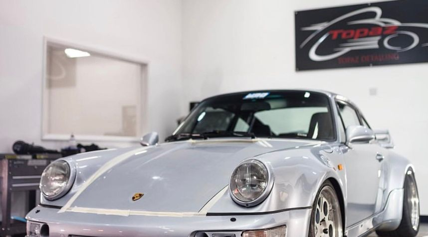Main photo of Frank Cassidy's 1993 Porsche 911
