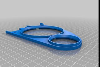 homepage tile photo for Round Two - 3D printed gauge cluster