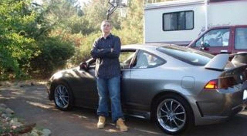 Main photo of Mike Talamantes's 2002 Acura RSX