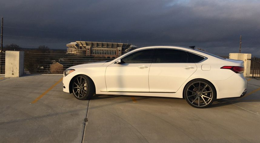 Main photo of Benjamin Patel's 2015 Hyundai Genesis