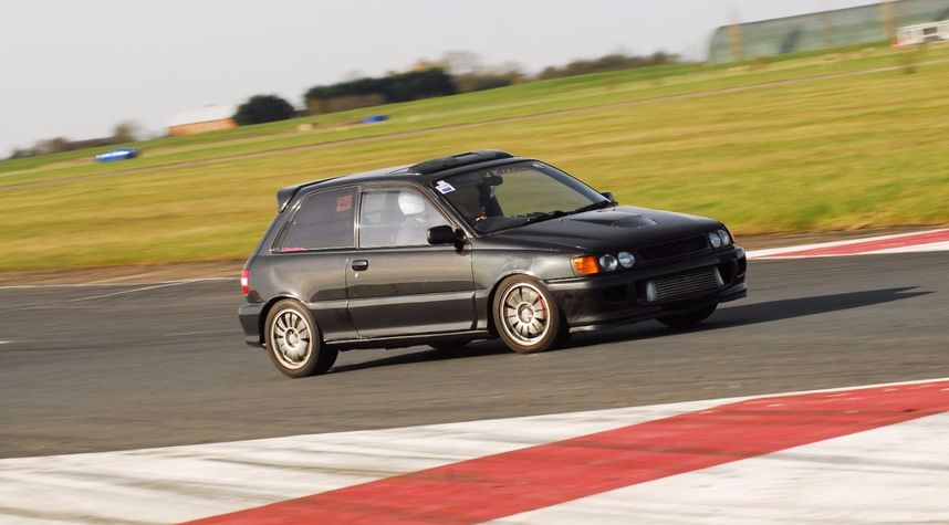 Main photo of Amjad Mahmood's 1995 Toyota Starlet