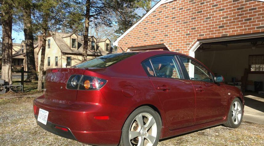 Main photo of Adam Trudeau's 2006 Mazda Mazda3
