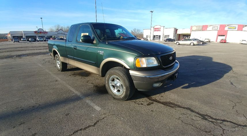 Main photo of Patrick Arney's 2003 Ford F-150