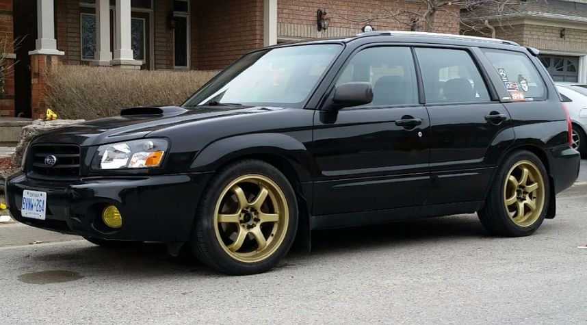 Main photo of Oliver Lloyd's 2004 Subaru Forester