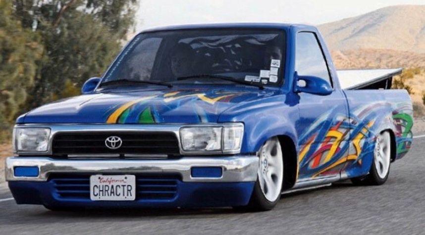 Main photo of Shawn Flint's 1993 Toyota Pickup