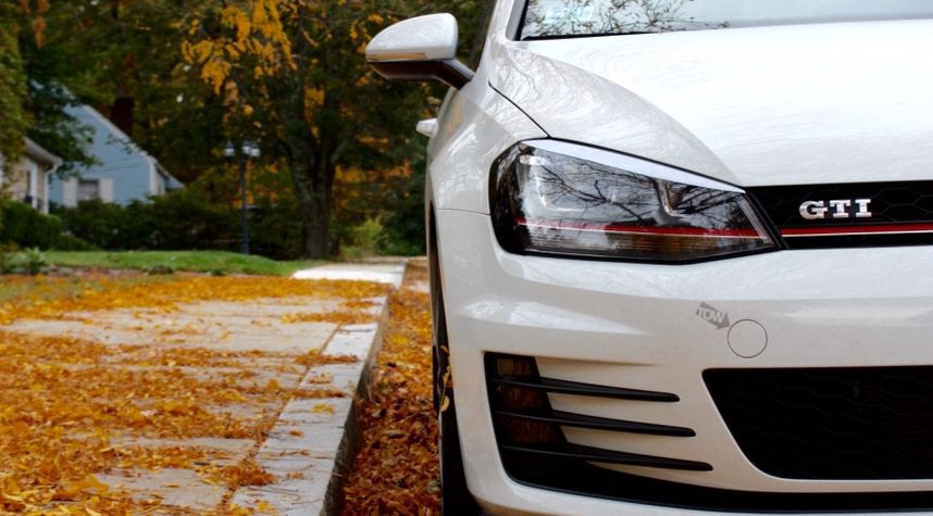 Main photo of Q Huang's 2016 Volkswagen Golf GTI