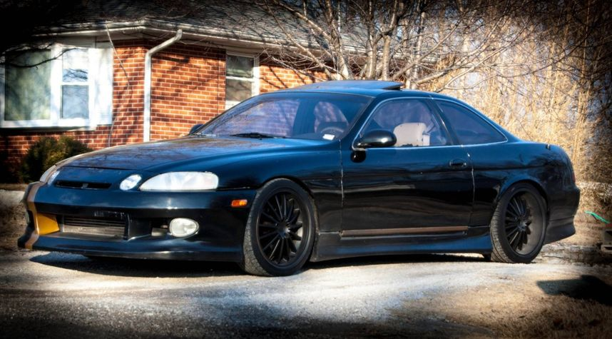 Main photo of Phillip Pennell's 1993 Lexus SC 300