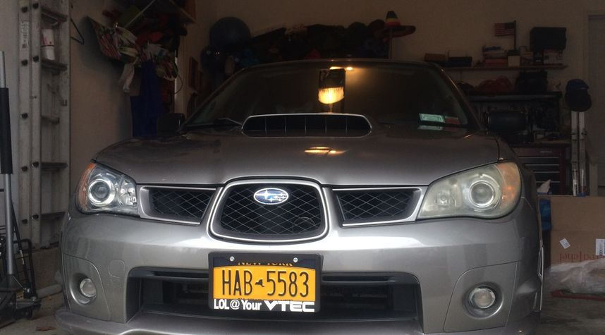 Main photo of Julian Perez's 2006 Subaru WRX